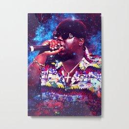 Thea Notoriousa BIGa Metal Print