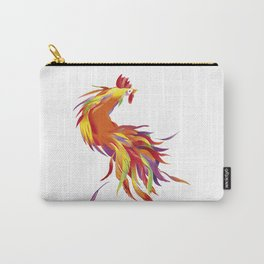 Red Rooster Carry-All Pouch