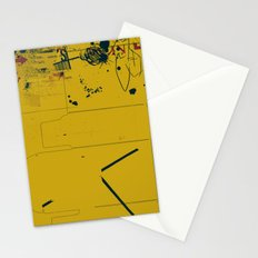 My man's gone now Stationery Cards