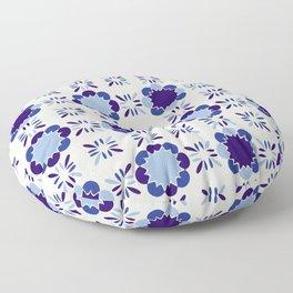 Portuense Tile Floor Pillow