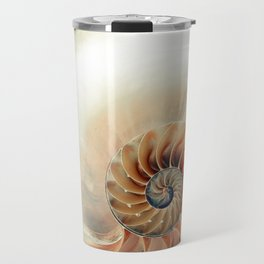 Shell of life Travel Mug