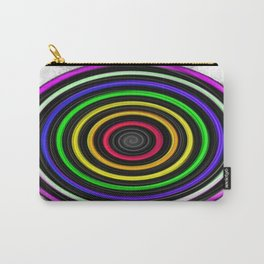 Sacred-Symmetry: Tunnel Of Love  Carry-All Pouch