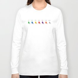 Currency Long Sleeve T-shirt