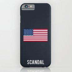 Scandal - Minimalist iPhone 6s Slim Case