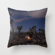 Under No Sun Throw Pillow