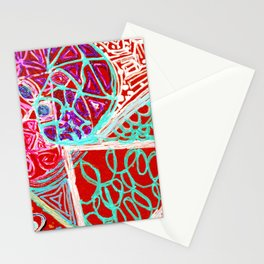 Spirits of the Jukebox Stationery Cards