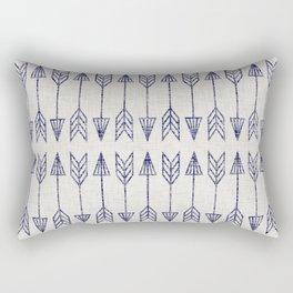 long arrow Rectangular Pillow