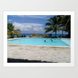 Mexican Bliss Art Print