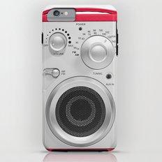 Vintage Radio Tough Case iPhone 6 Plus