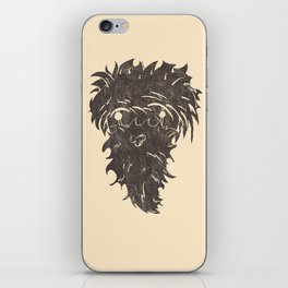 Caveman iPhone Skin