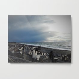 Deception Point Metal Print