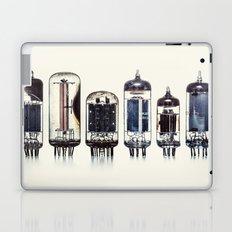 Vintage Amplifier Tubes Laptop & iPad Skin