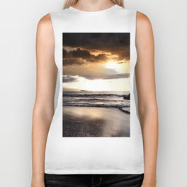 Rhythm of the Island Biker Tank