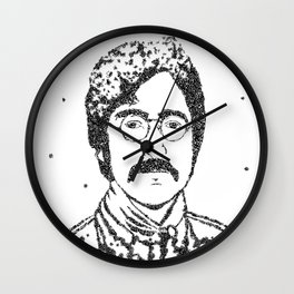 sgt pepper John Wall Clock
