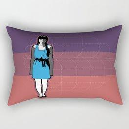 Kinetic Rectangular Pillow