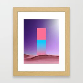 Load Framed Art Print