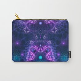 Fractal Flame 2 Carry-All Pouch