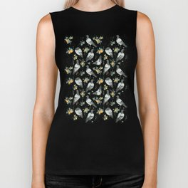 Pigeons, Apricots, and Thyme Biker Tank