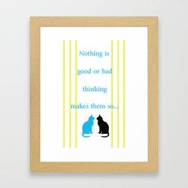 I am possible Framed Art Print
