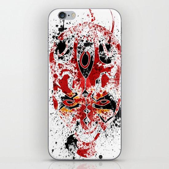Red Rage iPhone & iPod Skin