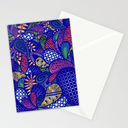 Tropical Jungle IV Stationery Cards