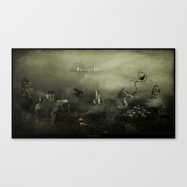 FragileDreams Canvas Print