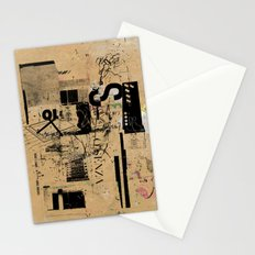 misprint 42 Stationery Cards