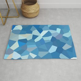 Pixels - Dive in and Relax Rug