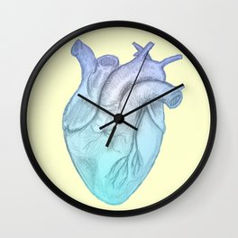 Cold Hearted Wall Clock