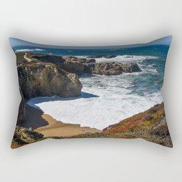 Soberanes Point (Garrapata State Park) Rectangular Pillow