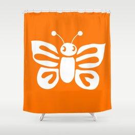 Flyer Shower Curtain