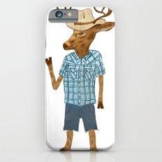 Country deer iPhone 6s Slim Case