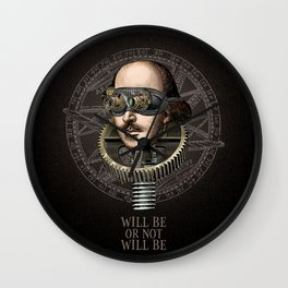 Will be or not will be Wall Clock