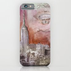 Boat over the City iPhone 6s Slim Case