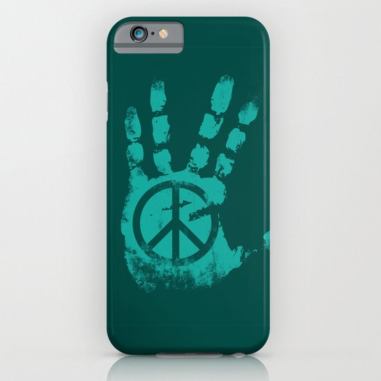 came in peace iPhone & iPod Case
