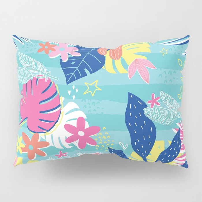 Tropical Vibes Pillow Sham