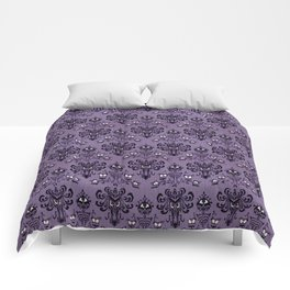 The Haunted Mansion Comforters