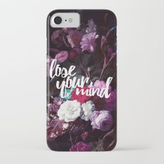 Lose your mind iPhone 7 Slim Case