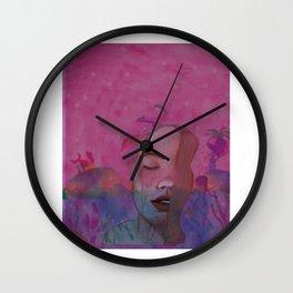 la mar Wall Clock
