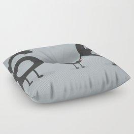 Happy Family Floor Pillow