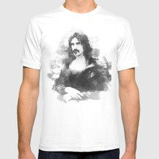 Zappa Lisa Mens Fitted Tee White MEDIUM