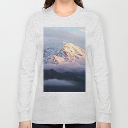 Marvelous Mount Rainier 2 Long Sleeve T-shirt