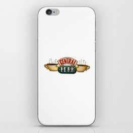 Central Perk Friends iPhone Skin
