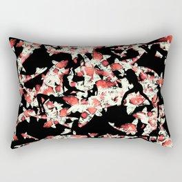 Very Fishy Rectangular Pillow