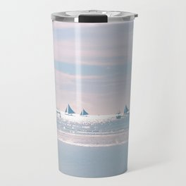 White Beach Boracay Travel Mug