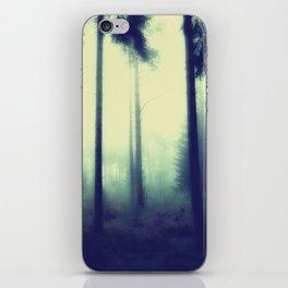 böhmische wälder II iPhone Skin