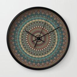 Mandala 579 Wall Clock