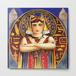 Cleopatra Metal Print