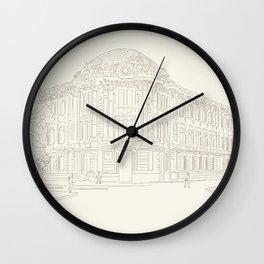 old Cuenca Wall Clock