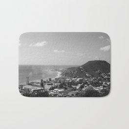 St. Maarten. Bath Mat